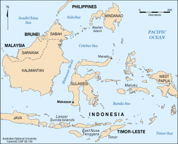 East Indonesia