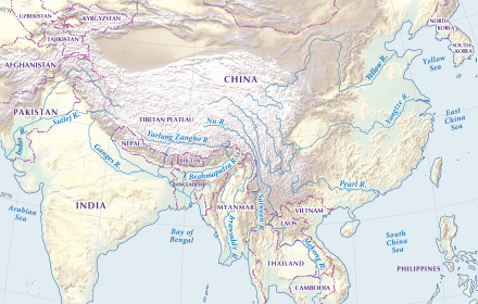 India To The Philippines Cartogis