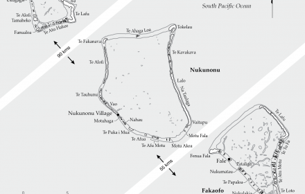 Tokelau Atolls CartoGIS Services Maps Online ANU - Tokelau map