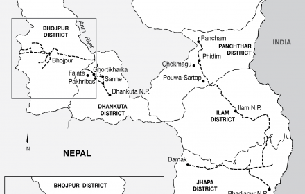 Bhojpuri District