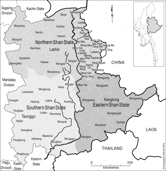 Shan state - CartoGIS Services Maps Online - ANU on mon state myanmar map, kachin state map, chin state myanmar map, shan state army south, military bases washington state map, kayin state myanmar map, glen falls new york state map, idaho state map, lashio on map, northern new mexico map, shan state in thailand, rakhine state myanmar map, gongga shan china map, shan state 1942, shan state dress, altun shan map,