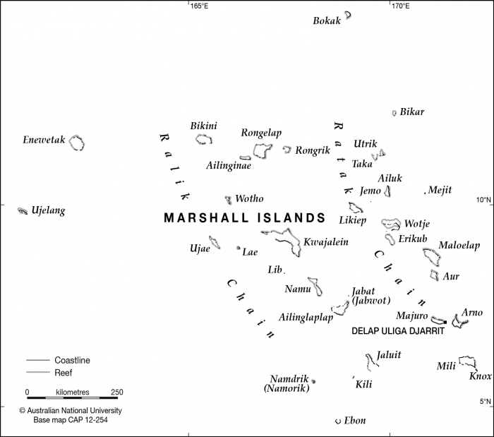 Marshall Islands base - CartoGIS Services Maps Online - ANU on rwanda map, hawaii map, philippines map, belize map, northern mariana islands, american samoa, burma map, wake island, gilbert islands map, macau map, micronesia map, dominican republic map, east timor map, palau map, federated states of micronesia, solomon islands, mariana island map, egypt map, australia map, new caledonia, pacific map, alaska map, puerto rico map, new caledonia map, cook islands, oceania map, caroline islands map, papua new guinea,