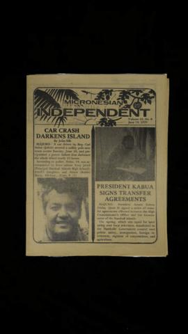Micronesian Independent, vol.10