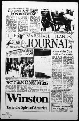The Marshall Islands Journal, vol.16, 20-26