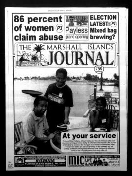 The Marshall Islands Journal, vol. 34, 40-44