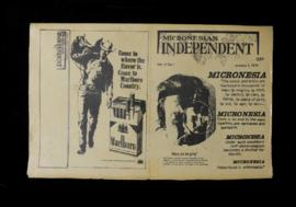 Micronesian Independent, Vol. 5, no. 1-6