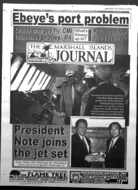 The Marshall Islands Journal, vol. 35, 23-27