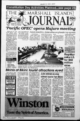 The Marshall Islands Journal, vol.20, 17-21