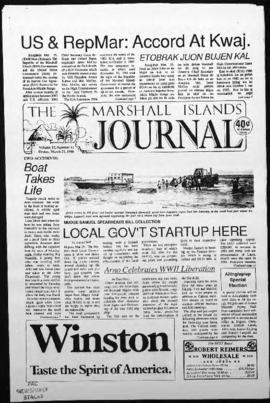 The Marshall Islands Journal, vol. 17, 12-17