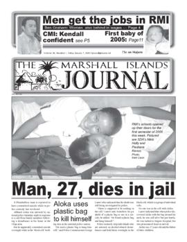 The Marshall Islands Journal, vol. 36, 1-23