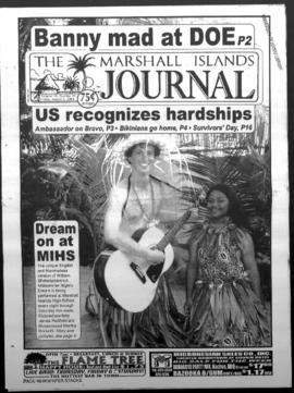 The Marshall Islands Journal, vol. 35, 10-14