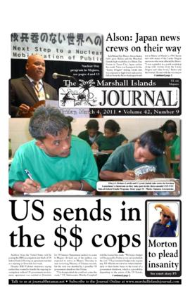 The Marshall Islands Journal, vol. 42, 9-16