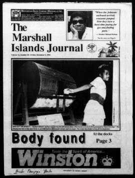 The Marshall Islands Journal, vol. 24, 49-53