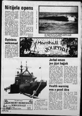 The Marshall Islands Journal, vol.14, no.61-71
