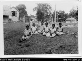 A Group of ni-Vanuatu women and one chiild