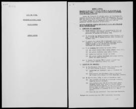 Papua New Guinea, Department of Public Health, Policy Document. Leprosy Control, n.d. (c.1972), T...