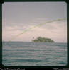 """Gosem Island - leased to Madang Teachers' College. Went there on yacht. Looked at ocea..."