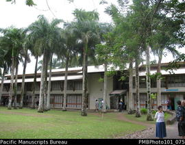 [Suva University of the South Pacific  (USP)]