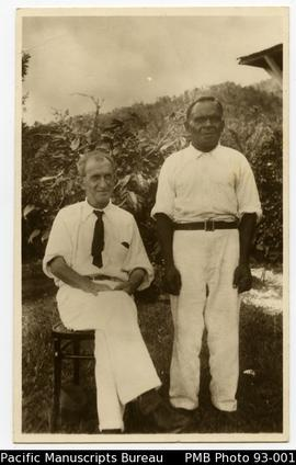 Two Unknown Men, New Hebrides