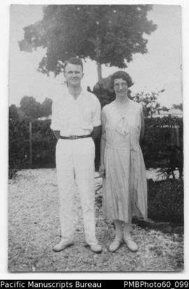 Dan and Mary Macleod of Tanna