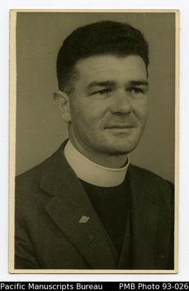 Rev R W (Bob) Murray