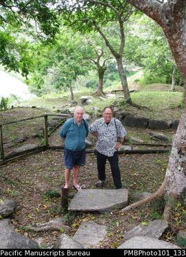 Tongan Hill Fort