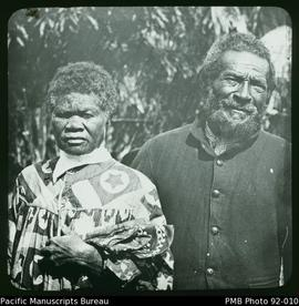 Indigenous couple
