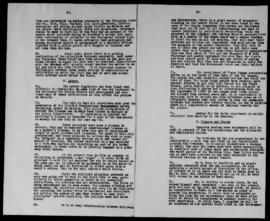 Malaita – various documents. Reports on 'Political and Native Affairs' in Malaita, Oct 1950, Nov ...