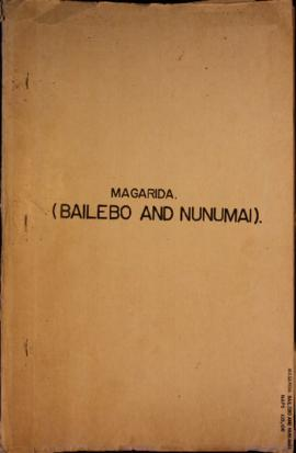 Report Number: 105 Magarida Reconnaissance Survey. (Bailebo & Nunumai) Soil Survey, 40pp. Map...