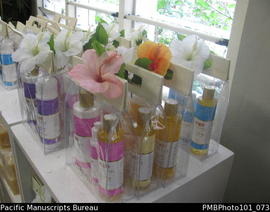 [Suva  Pure Fiji's products at the wholesale outlet in Vatawaqa]