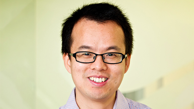Picture of Dr Feng Zhang