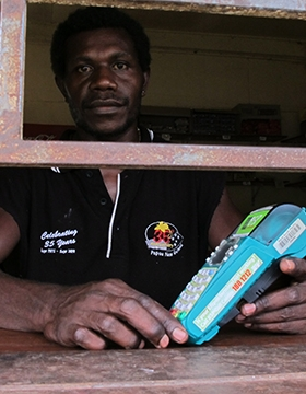 Rural banking in PNG