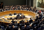 The Security Council in action. Photo by UN Photo.