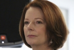Prime Minister Julia Gillard. Photo by Ida Kubiszewski.