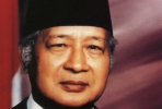 Army general-turned-president Suharto ruled Indonesia for 32 years