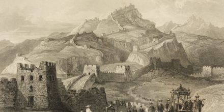 Thomas Allom, The Great Wall of China