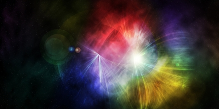 Abstract colourful image