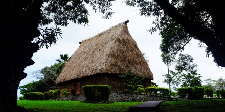 Pacific Studies Hut