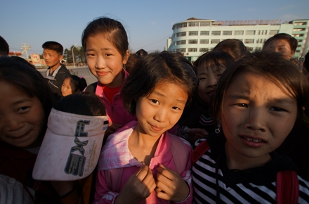 International isolation continues to hurt North Korea's people. Photo by Joseph A Ferris III on flickr.