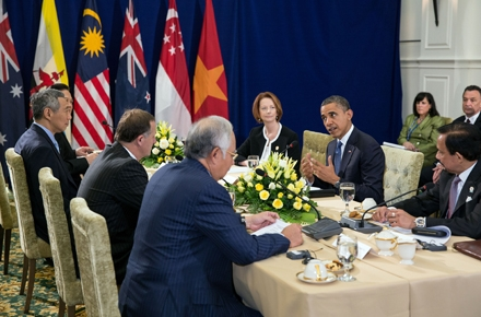 World leaders meet for the 2012 ASEAN summit. Photo from Wikimedia Commons.