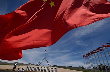 China's influence in Australia Maintaining the debate