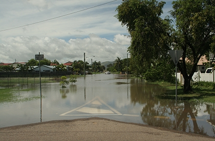 Townsville flood