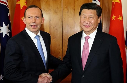 China Australia Free Trade Agreement Asia And The Pacific Anu