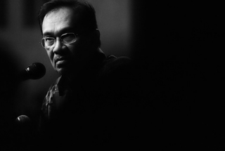 Malaysian opposition leader Anwar Ibrahim. Photo by didiz rushdi on flickr.