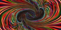 Abstract image of swirls