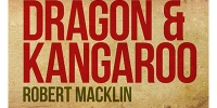 Cropped Dragon & Kangaroo Book Cover
