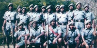 PNG soldiers in the 1960s/70s