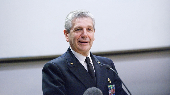 National Security College Public Lecture by Admiral Giampaolo Di Paola, Chairman of the NATO Military Commission.
