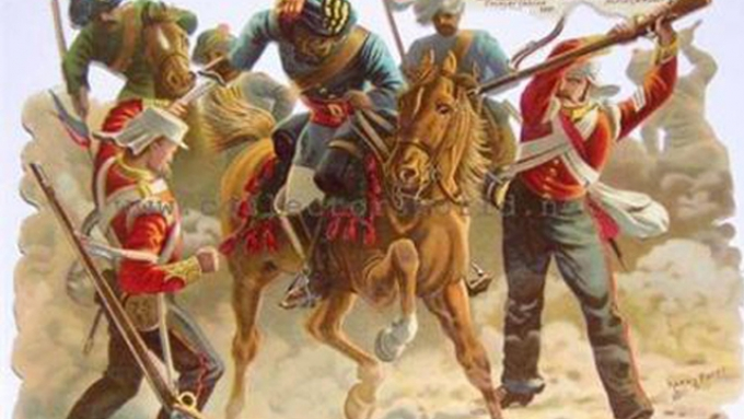 the indian mutiny of 1857 essay