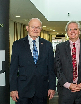 Former US Director of National Intelligence Jim Clapper to join ANU National Security College